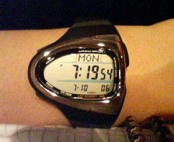 腕時計生活再開